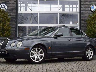 tweedehands Jaguar S-Type S-Type2.7D AUT. EXECUTIVE LEDER SCH./KANT.DAK