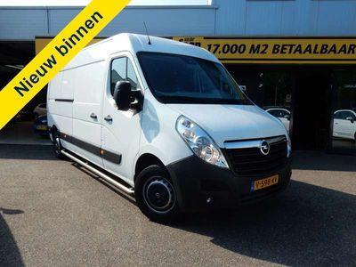 tweedehands Opel Movano 2.3 CDTI L3H2 Navigatie Ex. BTW Prijs! lease v.a.