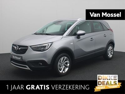 tweedehands Opel Crossland X 1.2 Turbo 130PK AUT | ECC | PDC | LMV | LED
