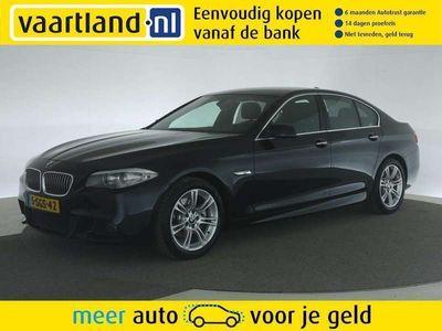 tweedehands BMW 520 5-SERIE i M-pakket Aut. [ Leder Navi 52000km ]