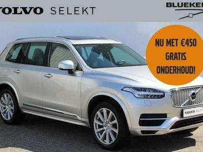 tweedehands Volvo XC90 T8 Recharge AWD Inscription - IntelliSafe Assist &