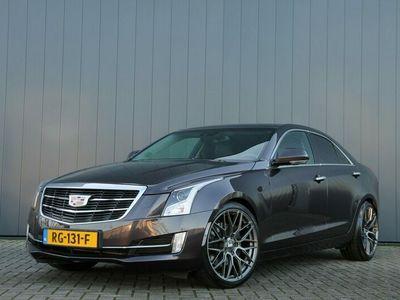 tweedehands Cadillac ATS 2.0T Premium AUTOMAAT / NAVI / LEDER / 33000 KM