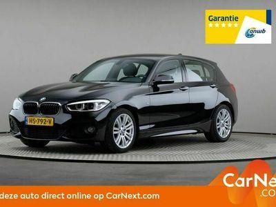 tweedehands BMW 116 116 d Corporate Lease M Sport, Automaat, Led, Navig
