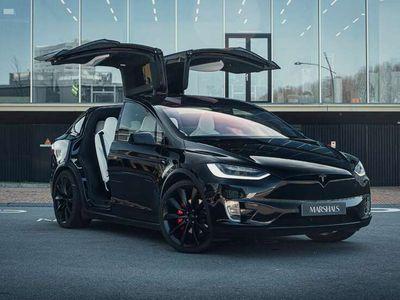 tweedehands Tesla Model X Performance Lud. 6p. 4% Bijtelling