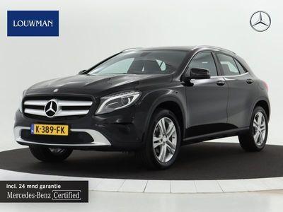 tweedehands Mercedes GLA180 Ambition
