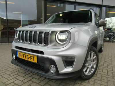 tweedehands Jeep Renegade 1.0 MultiAir 120pk Limited