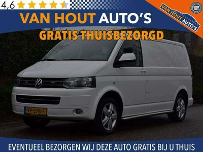 tweedehands VW Transporter T52.0 TDI L1H1 4Motion Comfortline AUTOMAAT   NAVI  