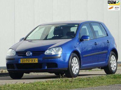 tweedehands VW Golf 1.6 FSI Sport +_ Airco / 5-Drs / NL / Apk /