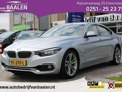 tweedehands BMW 420 Gran Coupé 420i Exe AUTOM 184Pk LEER NAVI XENON 71