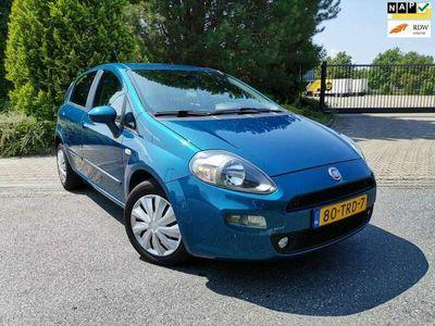 tweedehands Fiat Punto Evo 1.3 | Luxe uitvoering | Dealer onderhouden
