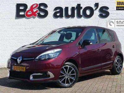 tweedehands Renault Scénic 1.5 dCi Bose AUTOMAAT CLIMA NAVI TREKHAAK CRUISE E