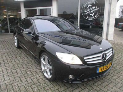 tweedehands Mercedes CL500 5.5 COUPE AUT AMG