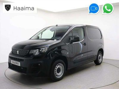 tweedehands Peugeot Partner 1.5 Diesel 75pk 650kg Premium 3-zits | Navi | Park