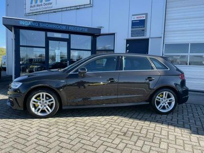 tweedehands Audi A3 Sportback 1.2 TFSI Ambition S Line Belugabrown