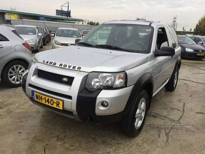 tweedehands Land Rover Freelander Hardback 2.0 Td4 S