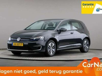 tweedehands VW Golf e-Golf 36 kWh, Automaat, € 18.900