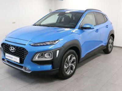 tweedehands Hyundai Kona 1.6 GDI HEV Comfort Navigatie / KRELL / Climate /