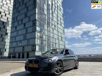 tweedehands BMW M135 135 i xDrive High Executive - PANO - RED INT - VOL