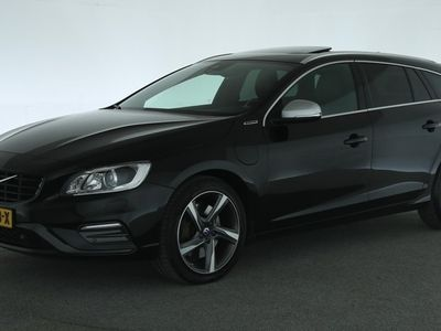 tweedehands Volvo V60 D6 AWD HYBRID R-Design
