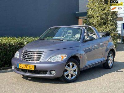 tweedehands Chrysler PT Cruiser Cabrio 2.4i Limited/AUTOMAAT/LEDER/APK 28-02-2022