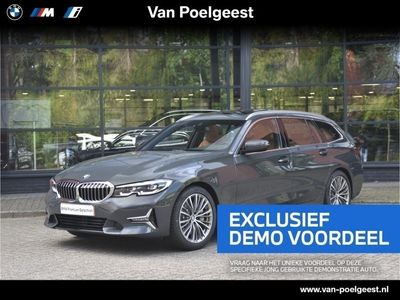 tweedehands BMW 330 3 Serie Touring i Introduction High Executive Luxury Line