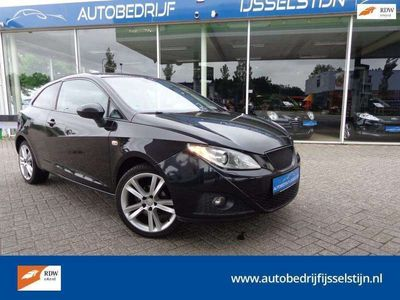 tweedehands Seat Ibiza SC 1.4 Reference / Airco / Stoelverw. / Lm 17 inch