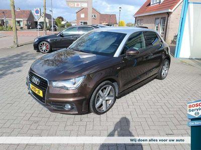 tweedehands Audi A1 Sportback 1.4 TFSI 136KW S-Line S-TRON