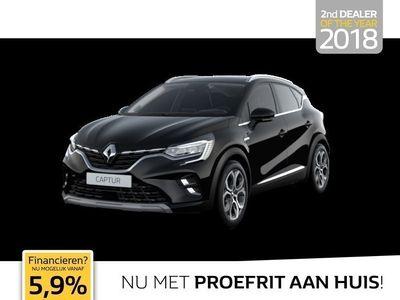 tweedehands Renault Captur 1.0 TCe Bi-Fuel Zen 7'' Touchscreen / Navigatie / Handbediende Airconditioning 4663