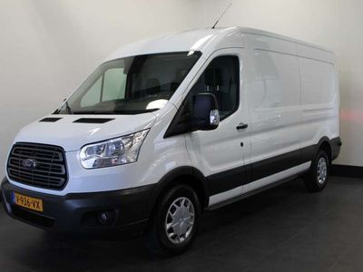 tweedehands Ford Transit 350 2.0 TDCI 170PK L3H2 - Airco - Cruise € 13.950,