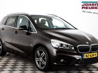 tweedehands BMW 216 2-SERIE d Centennial High Executive   LEDER   Groot NAVI