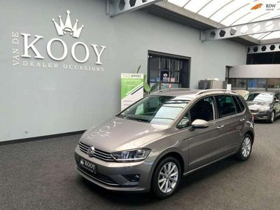tweedehands VW Golf Sportsvan 1.4 TSI Highline Automaat 6-12 m garantie