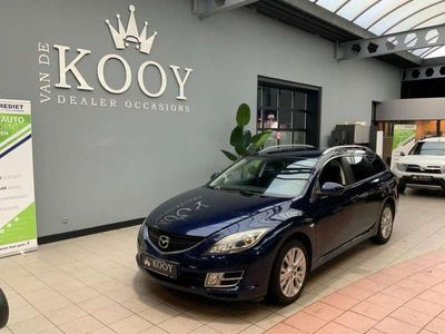tweedehands Mazda 6 Sportbreak 1.8 Business 6-12 m garantie