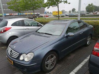 tweedehands Mercedes CLK320 Coupe Elegance