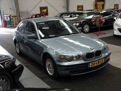 tweedehands BMW 316 Compact 316ti Airco, Cruise Control, Stuurbekracht