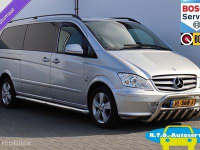 tweedehands Mercedes Vito Bestel 122 CDI 343 DC Comfort Plus XL