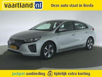 tweedehands Hyundai Ioniq Comfort EV [ wegenbelastingvrij 4% tot 09-2023 ] Ex BTW