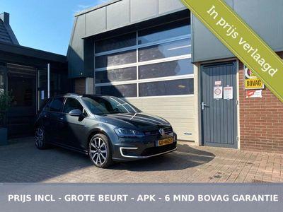 tweedehands VW Golf 1.4 TSI GTE € 18452 INCL. BTW NAVI/LEER/PANO *INCL. GARANT