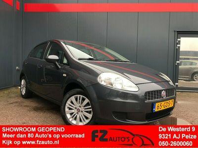tweedehands Fiat Grande Punto 1.4 Active   5 DRS   L.M Velgen  