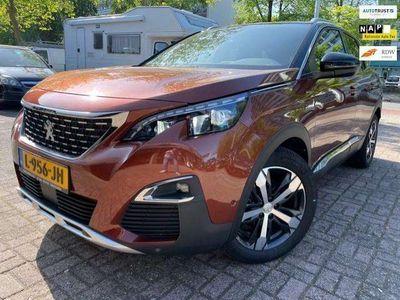 tweedehands Peugeot 3008 1.2 PureTech GT Line Navi/Camera/El Klep/Opendak/P