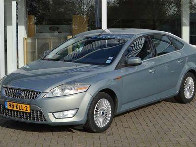 tweedehands Ford Mondeo 2.0 145pk 5 Deurs Limited