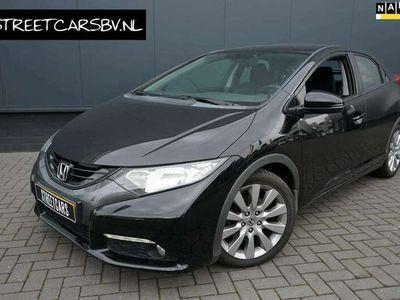 tweedehands Honda Civic 1.8 GT Aut. nav/pdc/cam/cruise/clima/org./NL