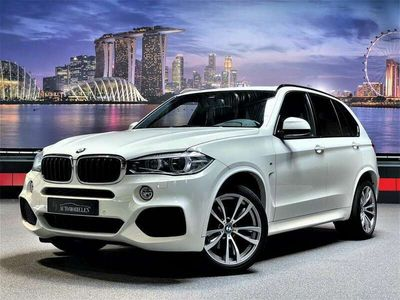 tweedehands BMW X5 xDrive30d High Executive Alpine White