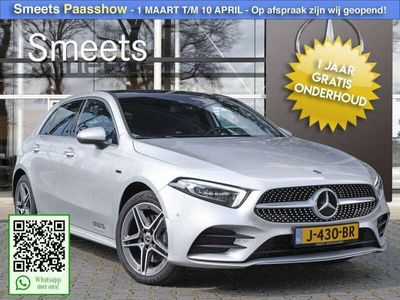tweedehands Mercedes A250 e Plug in Hybride Automaat | AMG-Line | Panoramada