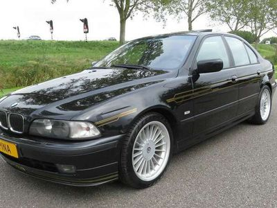 tweedehands Alpina B10 BMW 4.6 V8 ** 79.788 km ** NAVI ** LEDER ** NIEUWS