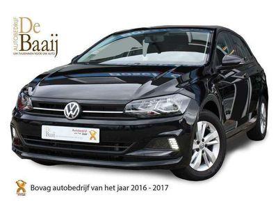 tweedehands VW Polo 1.0 TSI 96pk Comfortline | Airco | Android auto/ Apple carplay |