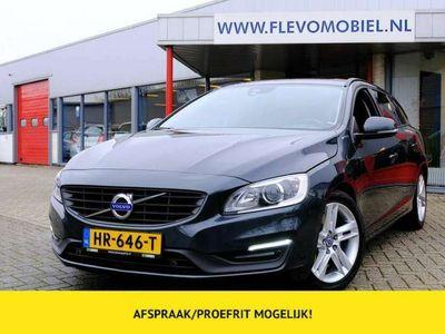 tweedehands Volvo V60 2.4 D6 Twin Engine R-Design Aut. Xenon|Leder|Navi|