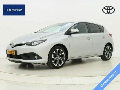 tweedehands Toyota Auris 1.8 Hybrid Aspiration Limited   Navigatie   17' Velgen  