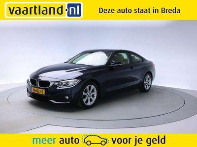 tweedehands BMW 418 418 Coupé[Leder Parkeersensoren Xenon]