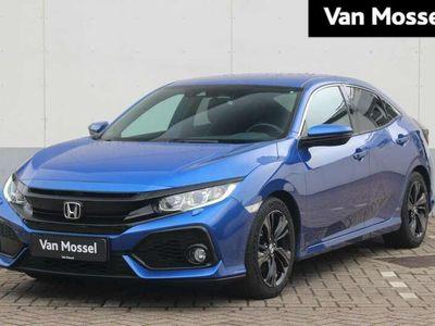 tweedehands Honda Civic 1.6 120Pk i-DTEC Elegance | Navigatie | Climate Co