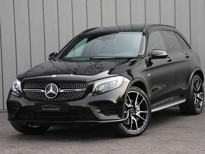 tweedehands Mercedes GLC43 AMG AMG 4-Matic Lucht-vering Head-up Keyles-go Carbon Pano